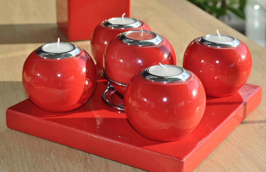 portes-bougies-rouge-pierre-de-lave